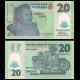 Nigeria, P-34n, 20 naira, Polymer, 2018