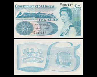 St-Helena, P-11, 5 pounds, 1998