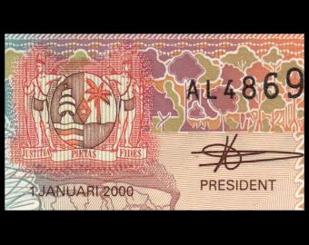 Surinam, P-150, 500 gulden, 2000