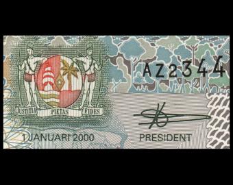 Surinam, P-151, 1000 gulden, 2000