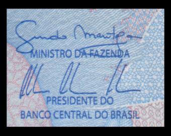 Brazil, P-252c, 2 reais, 2010