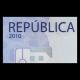 Brésil, P-252a, 2 reais, 2010