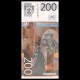Serbie, P-42a, 200 dinara, 2005