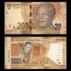 Afrique-du-Sud, P-144, 20 rand, 2018