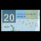 Mexico, P-122iP, 20 pesos, 2011, Polymer