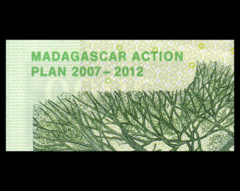 Madagascar, P-093, 2000 ariary, 2007