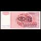 Yougoslavie, P-097, 100 000 dinara, 1989