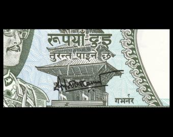 Nepal, P-29b4, 2 roupies, 2000-2001
