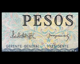 Argentina, P-305b2, 5000 pesos, 1977-83