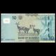 Namibia, P-16a, 10 dollars, 2015