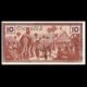 French Indochina, P-85d, 10 cents, 1939, SUP/ExtFine