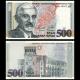 Armenie, P-44, 500 dram, 1999