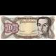 Venezuela, P-066g, 100 bolivares, 1998