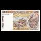 Ivory Coast, P-111Ai, 1000 francs, 1999