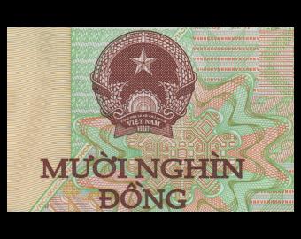 VietNam, P-119j, 10000 dông, 2017