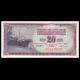 Yougoslavie, P-085b, 20 dinara, 1974