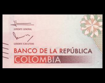 Colombia, P-460b, 10000 pesos, 2016