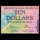 Salomon (iles), P-new, 10 dollars, 2017