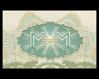 Russie, MMM2-4, 10000 roubles Mavrodi, 1994