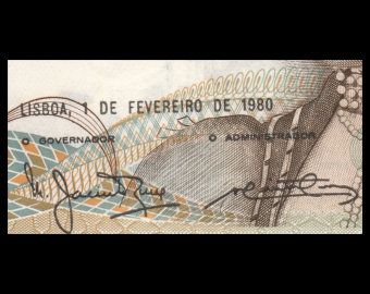 Portugal, P-174b5, 50 escudos, 1980