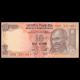 India, P-095b, 10 rupees, 2006