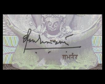 Nepal, P-54, 10 rupees, Polymer, 2005