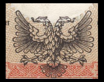 Albanie, P-11, 10 lek, 1940, TTB / VeryFine