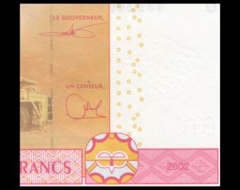 Cameroon, P-208Ud, 2000 francs, 2002