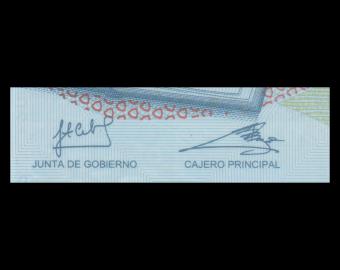 Mexico, P-122mX, 20 pesos, 2013, Polymer