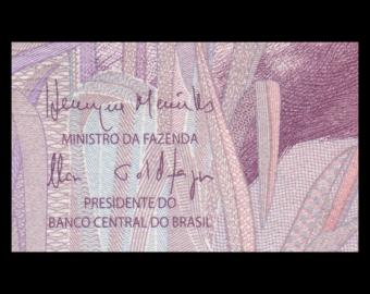 Brazil, P-253d, 5 reals, 2010