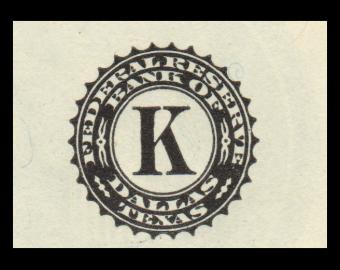USA, P-515bK, 1 dollar, Texas, 2003A