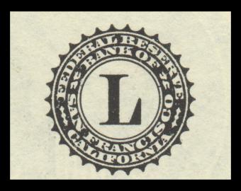 USA, P-530L, 1 dollar, California, 2009