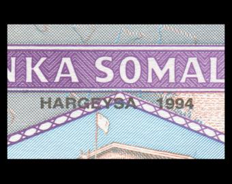 Somaliland, P-02a, 10 shillings, 1994
