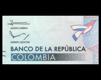 Colombia, P-458b, 2000 pesos, 2016