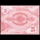 Macedonia, P-02, 25 denari, 1992