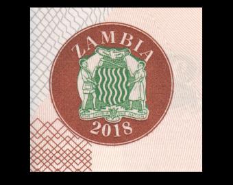 Zambie, P-59b, 20 kwacha, 2018