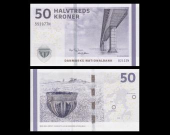 Danemark, P-65f2, 50 kroner, 2013