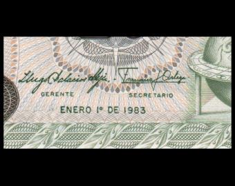 Colombia, P-409d2, 20 pesos oro, 1983
