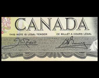 Canada, P-085c, 1 dollar, 1973