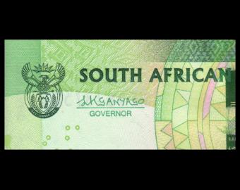Afrique-du-Sud, P-138b, 10 rand, 2016