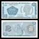Venezuela, P-069, 2 bolivares, 1989