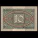 Germany, P-067a, 10 Mark, 1920