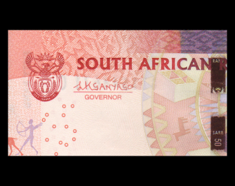South-Africa, P-140b, 50 rand, 2016