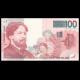 Belgium, P-147a, 100 francs, 1995