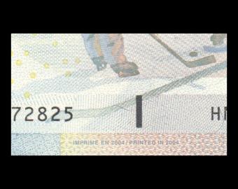 Canada, P-101c, 5 dollars, 2004