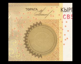 Kyrgyzstan, P-27a, 200 som, 2010