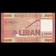 Lebanon, P-93c, 20000 livres, 2019