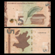 Azerbaijan, P-New, 5 manat, 2020
