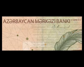 Azerbaïdjan, P-New, 5 manat, 2020