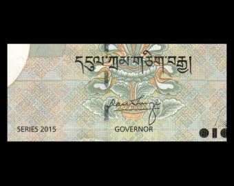 Bhutan, P-32c, 100 ngultrum, 2015